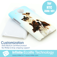 China customize cellphone cover machine make shell for HTC for Desire 601