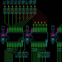High quality printed circuit board design by Japanese PCB assembly manufacturer
