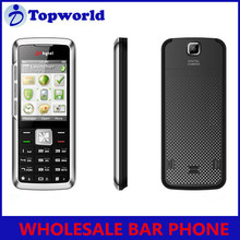 Mobile Phone for Latin America Dual SIM Dual Standby Phone Coolsand 8851A 2.4''QVGA Model M5510 ALIBABA Cell Phone