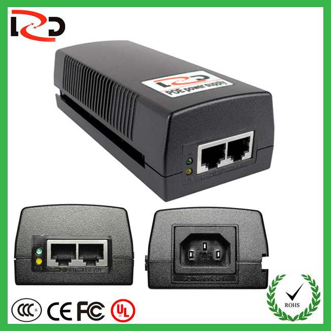 For ip camera wireless ap poe adapter 48v