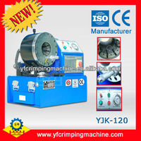 Horizontal Crimping Machine For Mechanical Industry