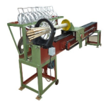 Complete Machine To Make Toothpicks Bamboo Wood Toothpick Maker