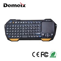 Bluetooth Wireless Mini Keyboard with Mouse Touchpad for Windows iOS Android Factory Price Wholesale