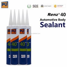 Renz40 muti-purpose car body black sealant