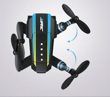 JJRC H345 RC Quadcopter Mini 2.4G 4CH 6Axis One Key Return Dual Mini Drone Remote Control Drone Foldable Quadcopter Toy
