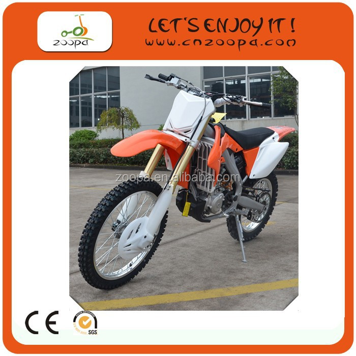 Fashion New 4-Stroke Disc Brake Motorcycle Price dirt bike 250CC
