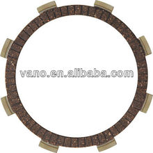 Hot Sale 45# steel GS125 Clutch Disc for motorcycle