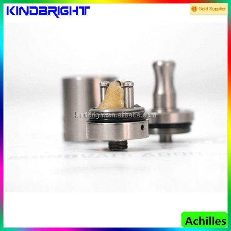 Full mechanical atomizer achilles rda clone newest e-cigarette achilles rda