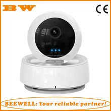 2017 new products smart home automation security alarm system ptz wifi wireless ip camera