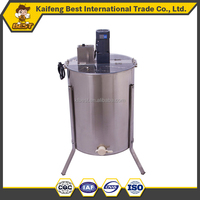 4 frames honey extractor by electric