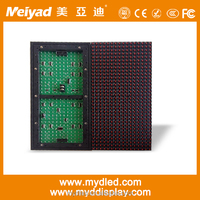 high quality/sexi vedio/blue picture video Outdoor P10 Led oled Module Red/Yellow/Blue/Green/White/led sign