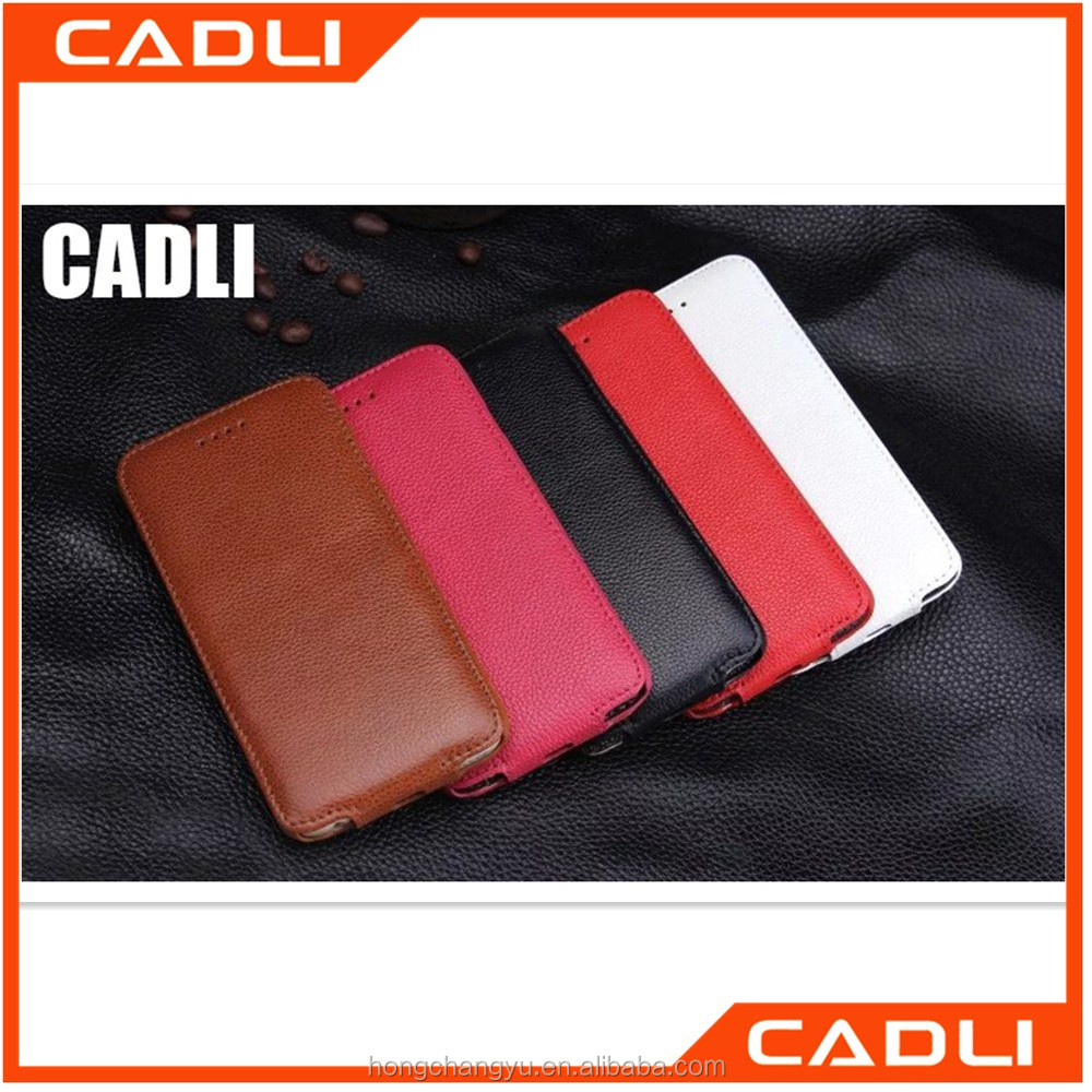 High Quality Up and Down 2 in 1 Card Holder Flip Leather Mobile Phone Case for Iphone 6s
