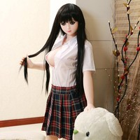 Silicone hot loli doll small size silicone baby doll for sex masturbation