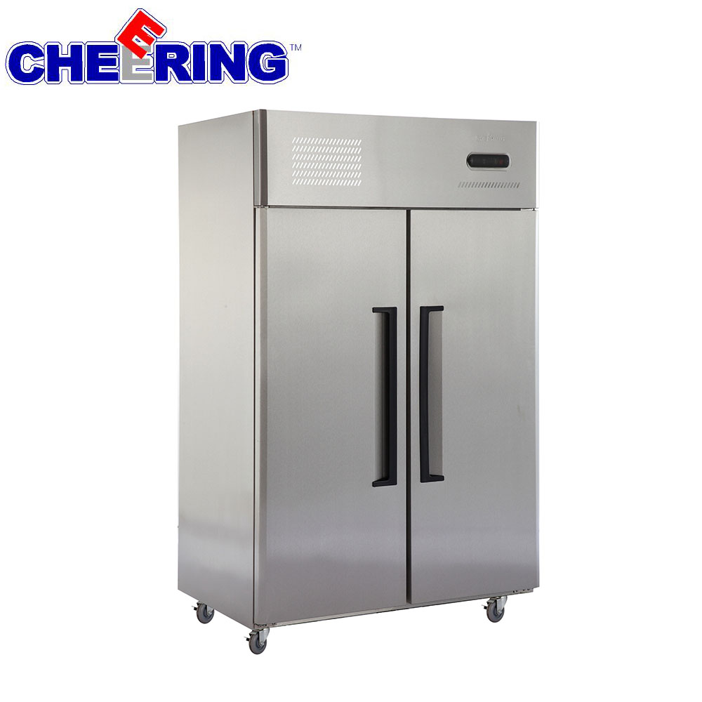 CE approved supermarket freezer cryogenic freezer mobile freezer for food storage
