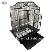Opentop Metal Large Macaw Bird Cage