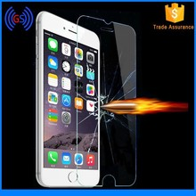 Wholesale 9H hardness 0.33mm tempered glass screen protector ,for iphone 6 tempered glass