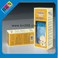 China factory wholesale nursing paper packing box