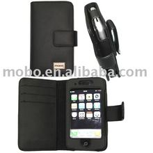 Leather case for iPhone 3G