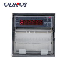 CR100 digital LCD display chart paper recorder