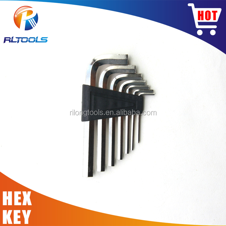 China manufacturer Hot selling high quality Professional wrench rings hex key wrench