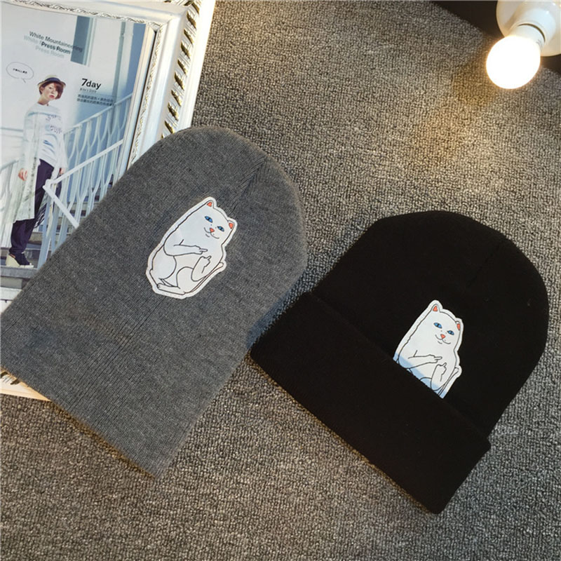 Wholesale Popular Cat Style LOGO Ripndip Hat with Good Price