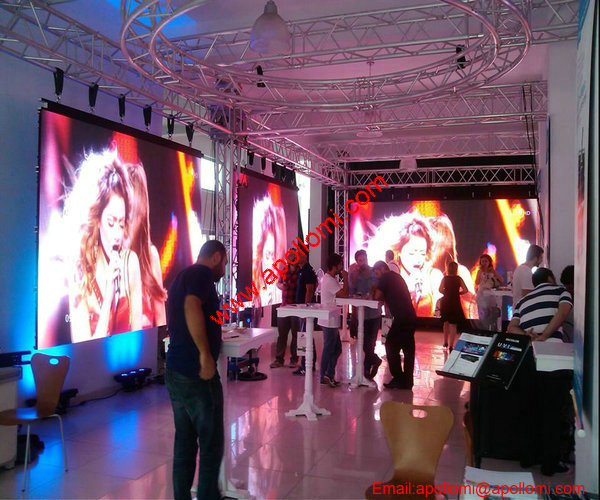 Hot sale P5mm indoor video LED Display, full color led display,P5 rental LED Display SMD led display outdoor wall