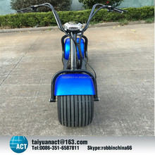 Citycoco 1000W big wheel scooter motorbike 2 wheel off-road electric trike scooter