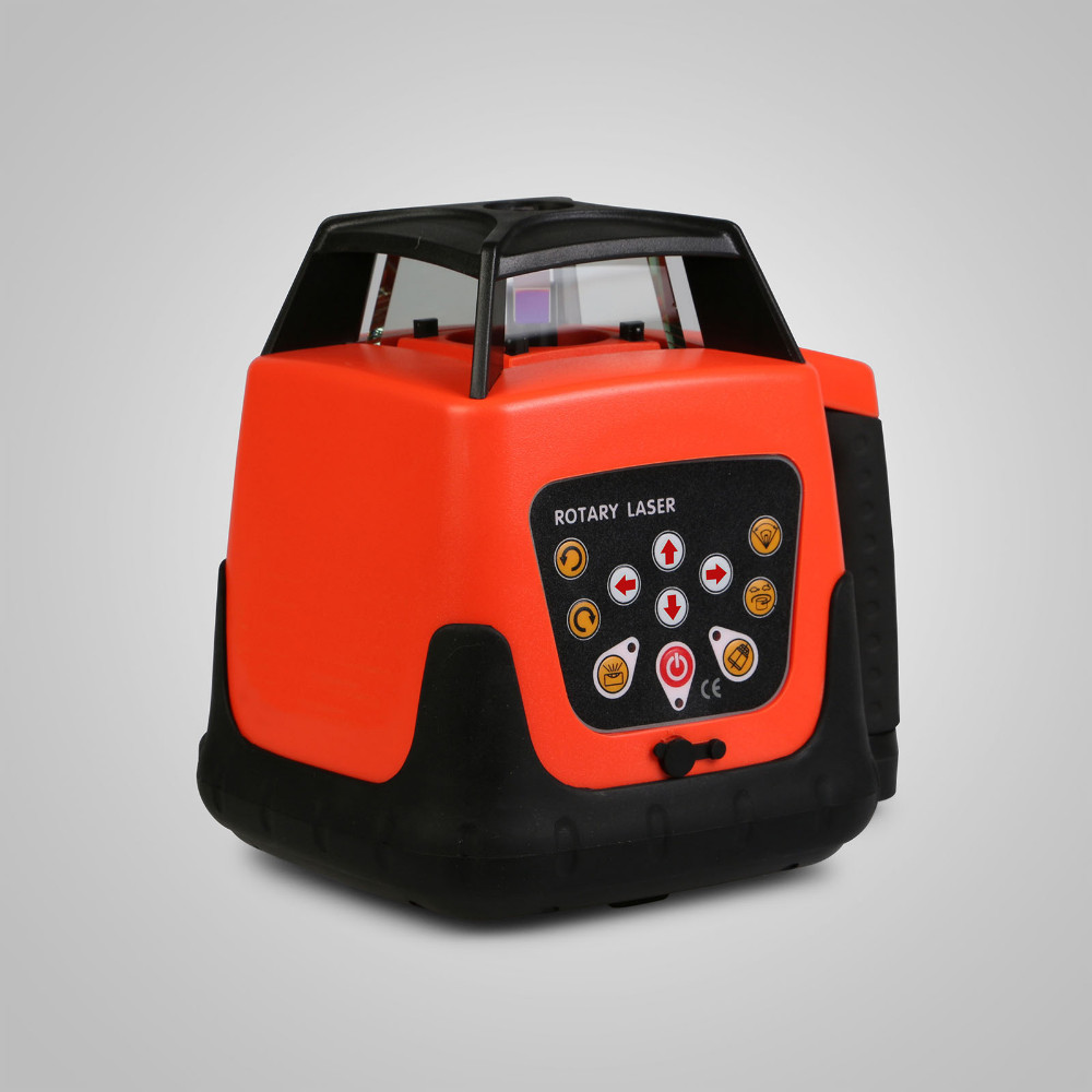 New Automatic Electronic Self-Leveling Rotary Rotating 500M Red Laser Level