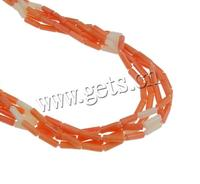 Natural Coral Orange Sapphire Ring 749496