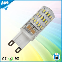 CRI90 CCT6000K warm white g9 bulb led dimmable