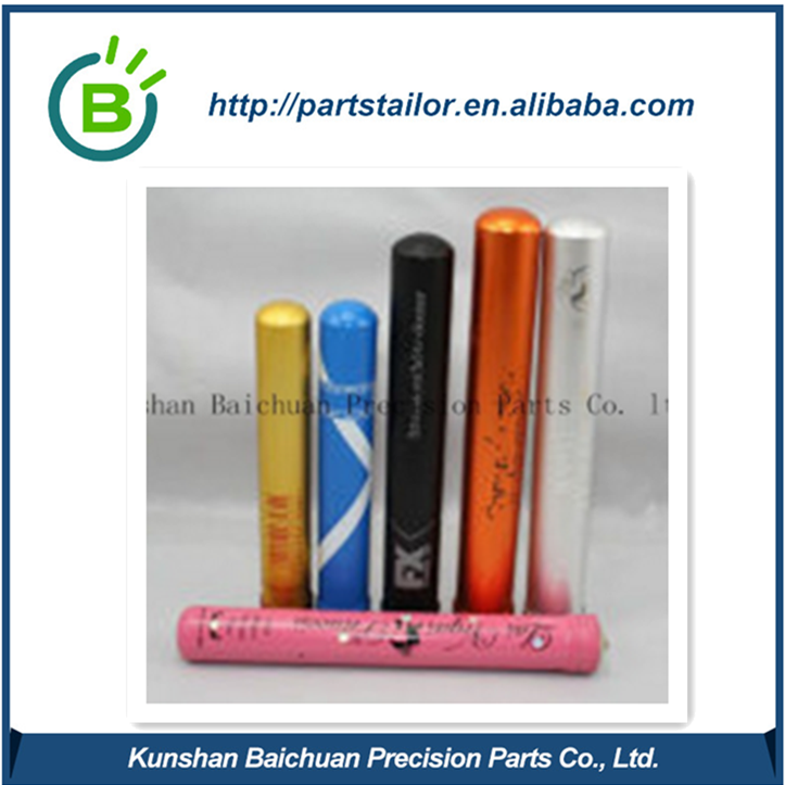 BCK0589 2015 custom made, aluminum oval tube, aluminum cigar tube