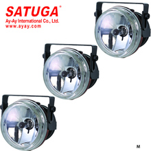 AUTO ANGEL EYE FOG LAMP 12V HALOGEN PROJECTOR AUTO FRONT SPOT FOG LIGHT