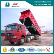 China best HOWO 8x4 Dump Truck SINOTRUK 45 Ton Tipper Truck for mining use