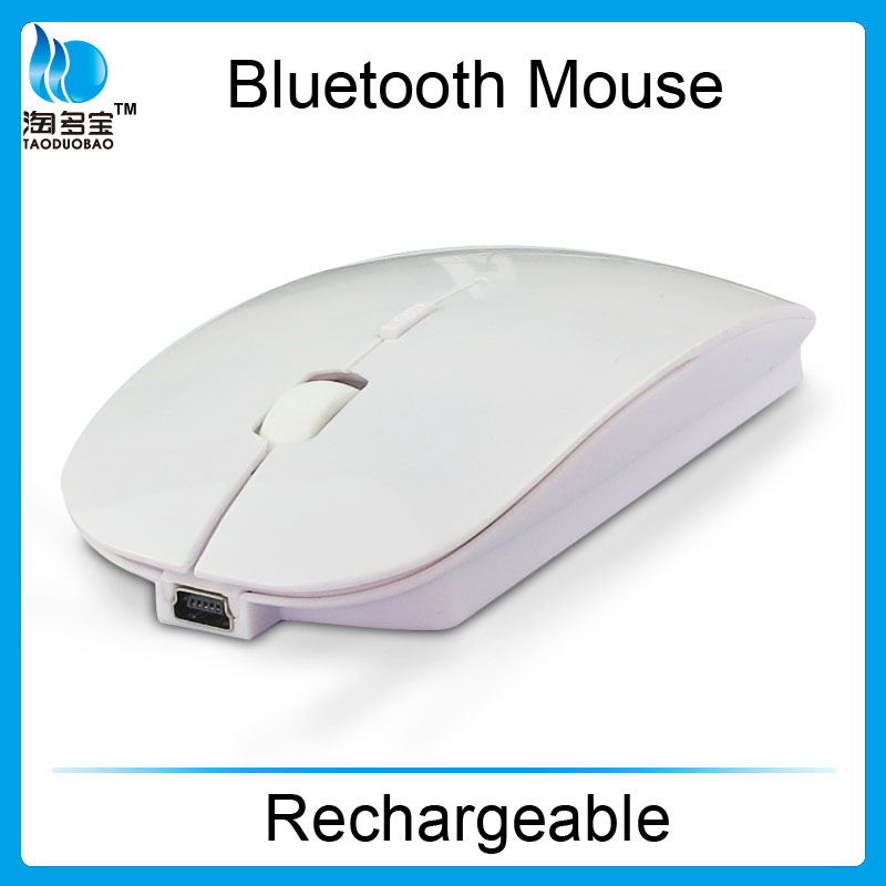 new high-tech product- universal rechargeable bluetooth wireless mouse made in China