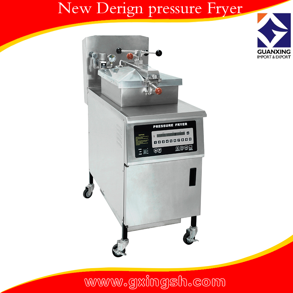 electric pressure fryer /Commercial Kitchen Stainless Steel Chicken Pressure Fryer/new stainelss steel henny penny fryer