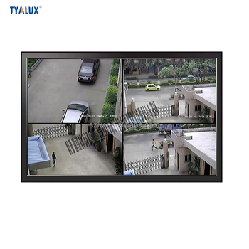 3.5 inch low power consumption lcd monitor for cctv camera test