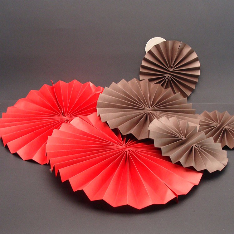 China Manufacturer Top Quality Laser Cut Paper Flowers