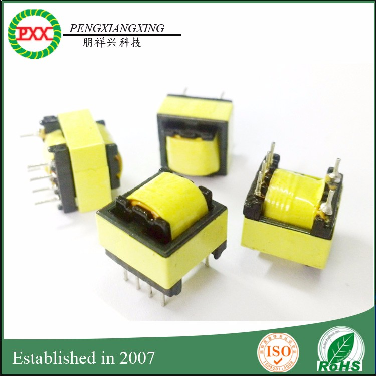 shenzhen factory custom high frequency EI/ER/PQ/EPC/EE/EF/EFD series power transformers for LED drivers