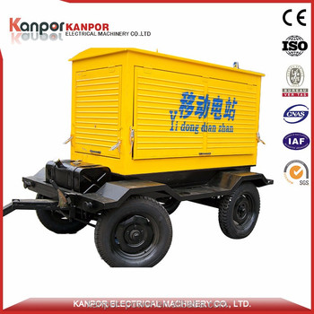 10kw ISO9001 customized colors portable diesel generator for sale