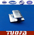 OEM TUOFA aluminum PG clamp/parallel groove clamp/JH connector /cable abc accessories /PG clamp