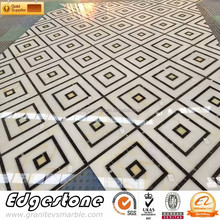 Italian Marble Flooring Design for Interior Decoration