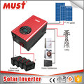 60hz 110v/120v inversor Price for single phase inverter 4000w 48v dc av