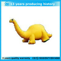 large inflatable dinosaur model sale