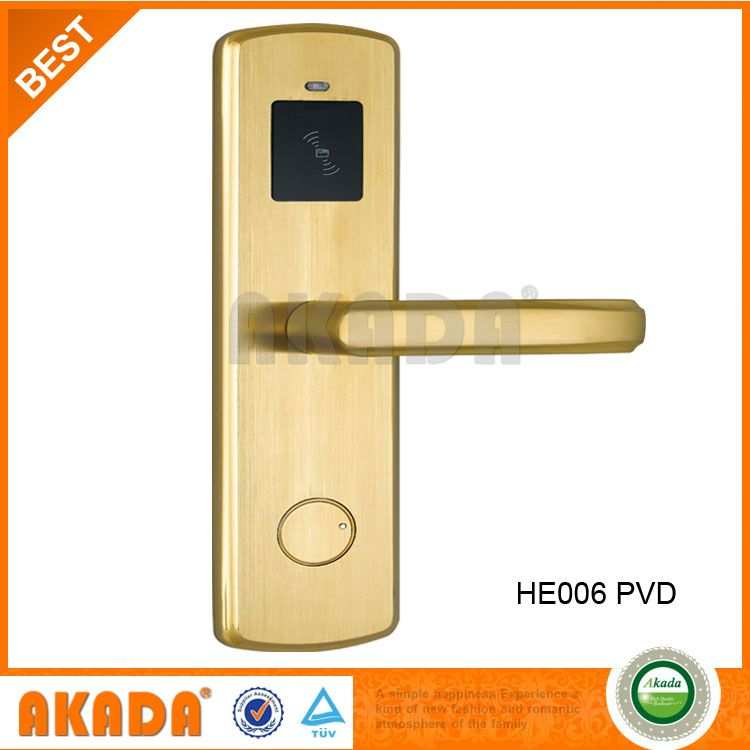 Newest Design Hotel Door Lock Rf System