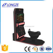 Most attractive amusement horse shooting virtual reality rider for vr riding horse