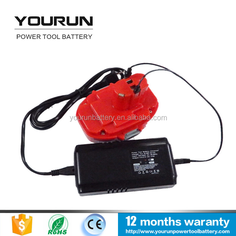 Universal Charger for bosch 4.8v~21v power tool battery 2A ni-cd/ni-mh batteries charger