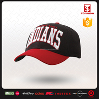 16 years experience brushed cotton embroidery promotional cap