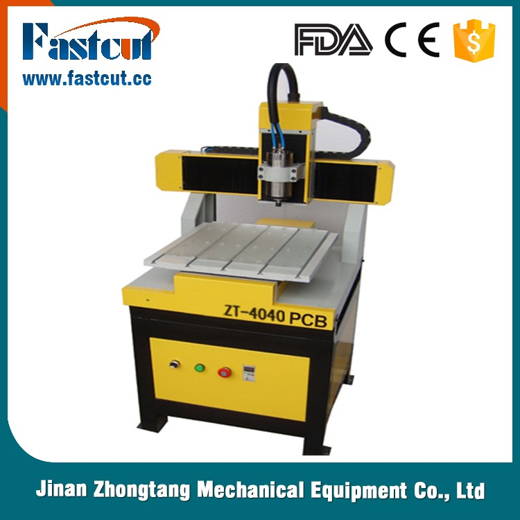 4040 6060 Metal Cnc Router/ Mini Cnc Steel Engraving ...