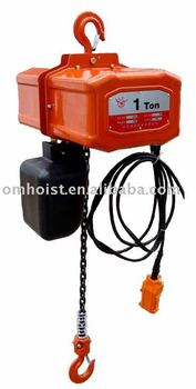 380V 50HZ 3PHH-B Electric Chain Hoist with dual speed