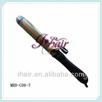 2013 Hot Sale Hair Salon Products Electric Titanium Hair Curler for large waves